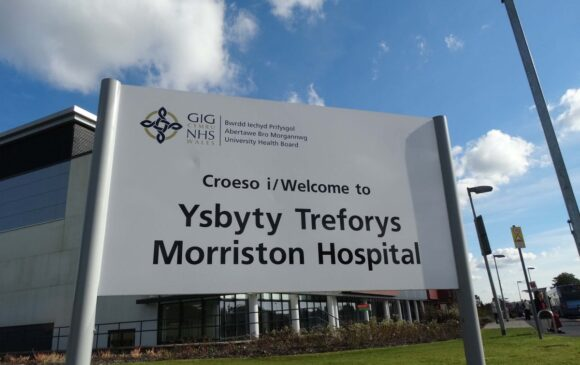 Morriston Hospital Swansea