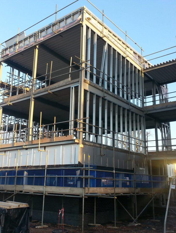 20160216 080100 Coed Glas School, Cardiff Sfs