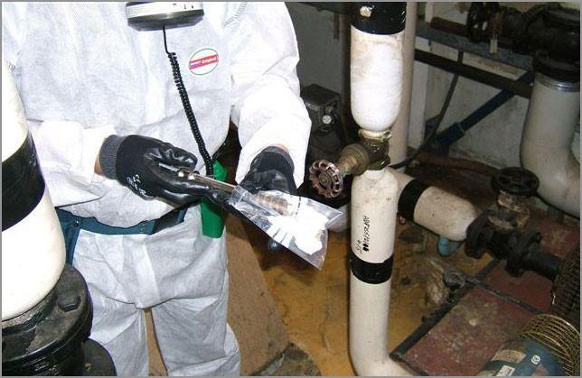 Asbestos Samples